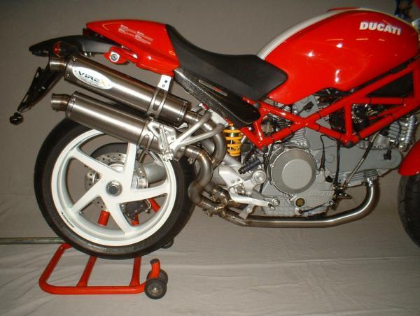 Ducati MONSTER S2-R/S4-R/S4-RS