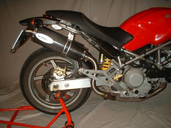 Ducati MONSTER PASSAGGIO ALTO