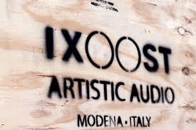 IXOOST ARTISTIC AUDIO