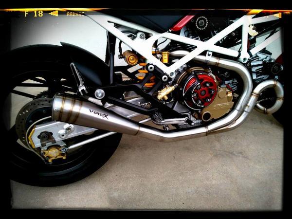 Ducati special edition