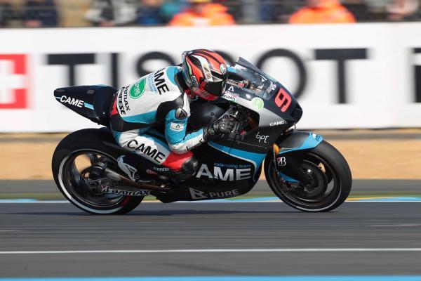 TEAM IODARACING Mondiale Moto gp ANNO 2013 Petrucci / Peseck