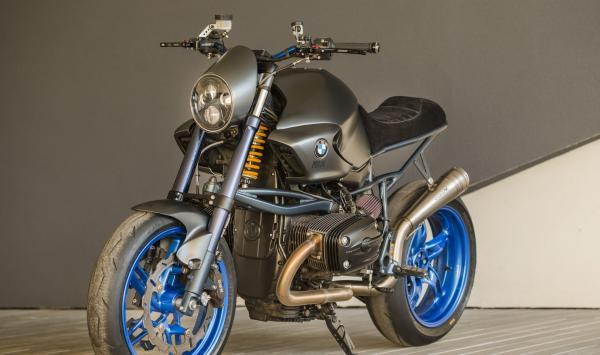 BMW R 1150 R rockster ELEVEN