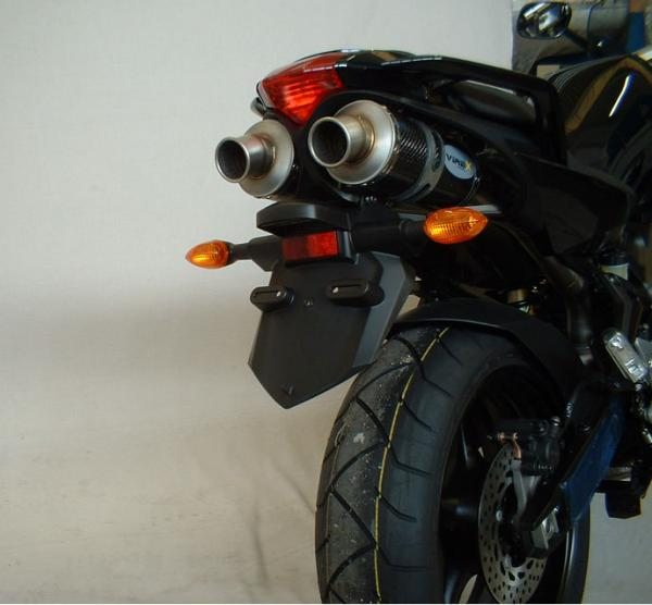 Yamaha FZ6 FAZER 600 04/07